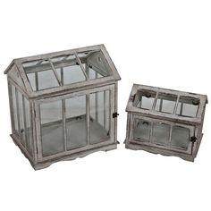 2 Piece Greenhouse Decor Set at Joss & Main