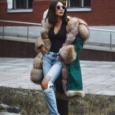 Fashionable hoodie and velvet jacket & coats – Zobrain Trench Coat Sale, Long Trench Coat, Long Overcoat, England Fashion, Velvet Jacket, Faux Jacket, College Fashion, College Style, Coats For Women