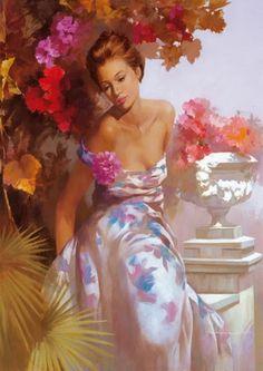 Spartaco Lombardo 1958 ~Fine Art And You:~ ~ Italian Figurative Painter