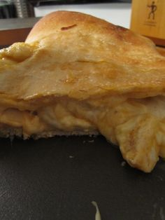 Buffalo Chicken Garbage Bread--and a great recipe blog!