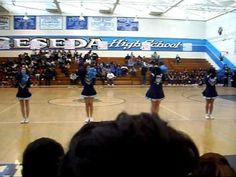 reseda cheer 09' band dances