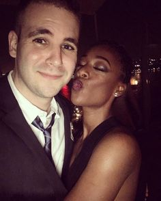 Orange is the New Black - Alan Aisenberg and Samira Wiley