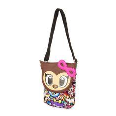 Neon Star by tokidoki Owl Crossbody Bag   Claire's