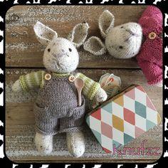 little cotton rabbits van sokkenwol