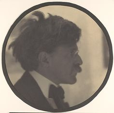 Alfred Stieglitz Alvin Langdon Coburn  Platinum print  1907