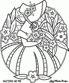 Southern Belle Cutwork Embroidery Design