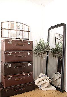 Vintage luggage!