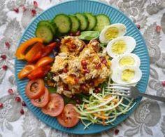 Sweet Potato Salad Niçoise Recipe