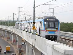 INDIA: Test running in ATO mode under communications-based train control has started on the Hyderabad metro, making it the first application of CBTC...