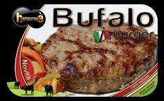 Packaging Bufalo i-Burger