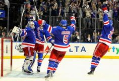 The +New York Rangers will be ready to face off with whomever takes home the…