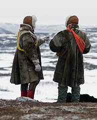 Sami people in Finnmark, Norway - One of the oldest living cultures in Norway, and possibly the world, is that of the Sami people, who have been surviving in the harsh climes of Sami Land (or Lapland) for thousands of years. For a long time, the Sami were an oppressed people. Today, the Sami stand strong with their own independence day, flag, & parliament. The name 'Lapp' means cloth or patch, and is considered outdated, and derogative. 'Sami' is the race's own and preferred name for…