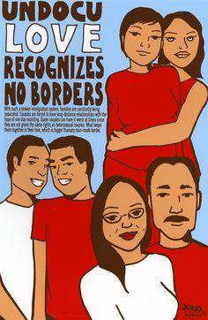 #No #Borders    Julio Salgado: http://juliosalgado83.tumblr.com/