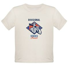 Baseball Divisional Series Finals Retro T-Shirt