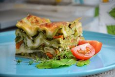 Čitateľský recept: Špenátové lasagne s tymiánom