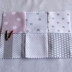 Beginner Quilt Patterns, Baby Quilt Patterns, Quilting For Beginners, Baby Girl Quilts, Girls Quilts, Baby Sheets, Craft Sale, Baby Room, Hand Embroidery