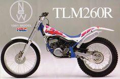 Honda TLM 260R 1981