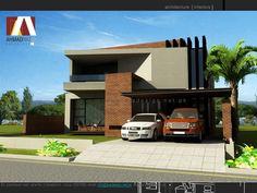 modern home contemporary residence