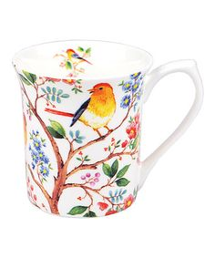 Loving this Tree of Life Mug on #zulily! #zulilyfinds