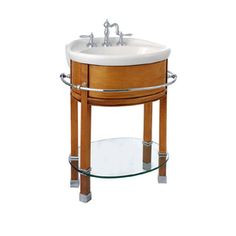 River's Edge Cote D Azur Fawn Maple Traditional Bathroom Vanity (Common: 26-in x 18-in; Actual: 26.8-in x 18.5-in)
