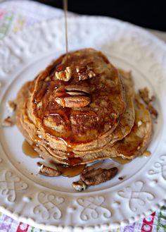 Sweet Potato Pancakes - Breakfast, Brunch or Dinner!