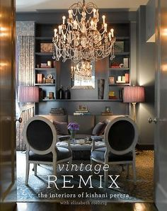 { Vintage Remix } inspiration for those with an eclectic-luxe aesthetic who like to mix high and low #followitfindit