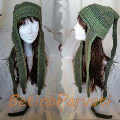 My wollen slouchy beanie crochet hat @ https://www.etsy.com/uk/listing/468863642/a-green-crochet-beanie-earflap-scarf