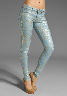 and Mother Denim makes ANOTHER awesome crazy pair of pants...