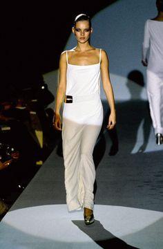 Kate Moss at Gucci Fall / Winter 1996