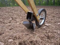 ... Once you have built your own Planet Whizbang wheel hoe, and you have put it to good use in your garden, I invite you to submit feedb...