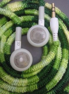 I need to do this.  I'm always getting my headphone and power cords kinked