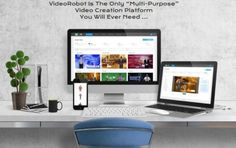 Video Robot Video Automation Suite Software Review - Best Developer and All in One Amazing Video Automation Solution Loaded with Great Features that are Miles Ahead of Any Other Video app in the Market to Increase Income and Profits