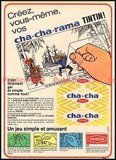 TINTIN   Les décalcos --  Année  1968