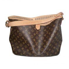 Second hand Louis Vuitton Delightful PM Handbag Maroon €500, guaranteed and certified authentic. Get your Handbag Louis Vuitton on InstantLuxe.com