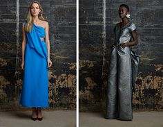 Rising star Rosie Assoulin understands what women want – beautiful creations that are also incredibly wearable. Her clothes make women look and feel good. Prom Dresses, Formal Dresses, Wedding Dresses, Haute Couture Paris, What Women Want, Wide Leg Jeans, Looking For Women, Bell Bottoms, Ball Gowns