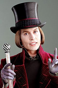 Charlie and the Chocolate Factory Card