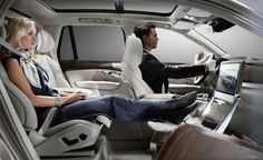 WEB LUXO - Carros de Luxo: Novo Volvo XC90, muito mais luxuoso