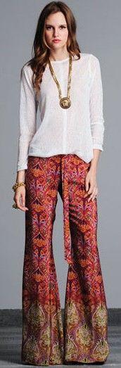 Boheme style | Alexis FW 2012 ♥✤ | Keep the Glamour | BeStayBeautiful