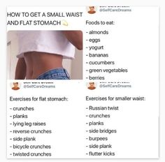 Beginner Workout At Home, Body Workout At Home, Workout For Flat Stomach, Fitness Workout For Women, Month Workout, Gym Workout Tips, Easy Workouts, At Home Workouts, Small Waist Workout
