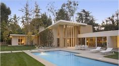 A. Quincy Jones - Gary Cooper House