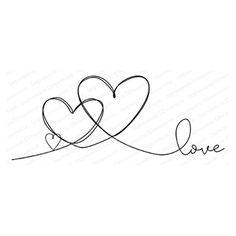 Heart Finger Tattoos, Family Heart Tattoos, Open Heart Tattoo, Two Hearts Tattoo, Heart With Infinity Tattoo, Heart Tattoo Ankle, Cute Ankle Tattoos, Simple Heart Tattoos, Tiny Heart Tattoos