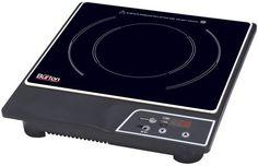 Max Burton 6000 1800-Watt Portable Induction Cooktop, Black at http://suliaszone.com/max-burton-6000-1800-watt-portable-induction-cooktop-black/