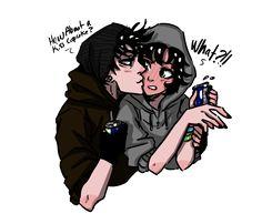 Kiss? by TrueLoveStory on DeviantArt