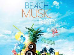 Beach Music Party