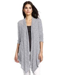 cardigans for women | Amazon.com: allen allen Women's Long Sleeve Open Cardigan Jacket ...