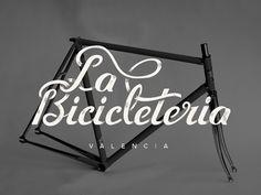 La bicicleteria por David Sanden.