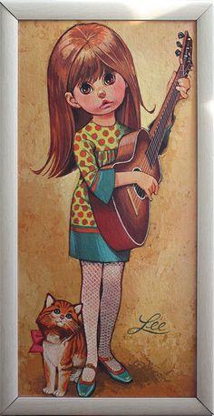 Folk girl.
