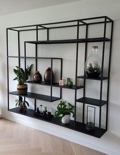 Bar Set Furniture, Loft Furniture, Metal Furniture, Furniture Decor, Furniture Design, Industrial Interior Design, Interior Design Kitchen, Home Design, Apartment Interior