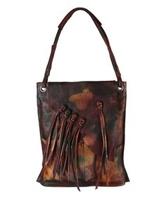 7f784e86357c pair of leather faux snakeskin handbags by anna morellini and mia ...