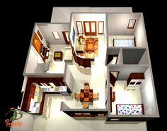 Desain Interior Rumah Mungil - http://desaininteriorjakarta.com/desain-interior-rumah-mungil/